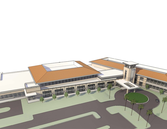 DeAngelis Diamond chosen as Preferred Contractor for $70 million Lee Memorial Health System Mixed Use Project at Coconut Point