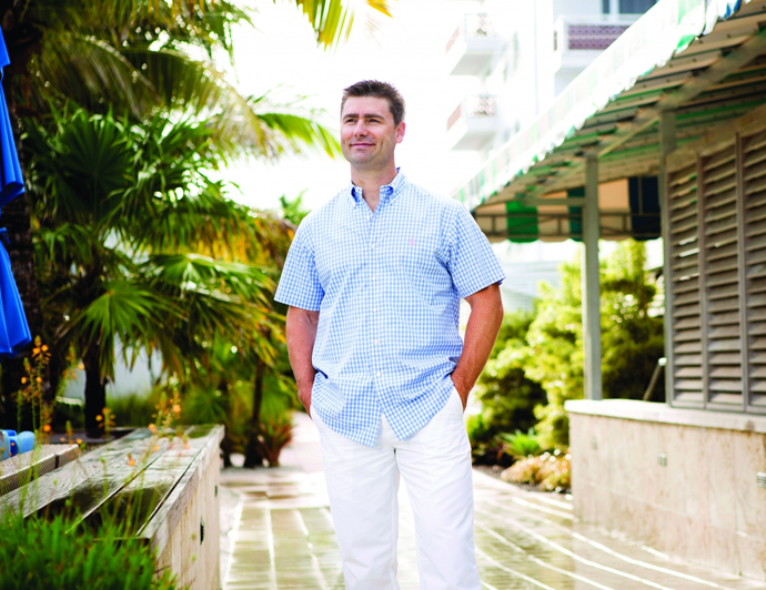 DDHG VP Jason Sain, Selected for Gulfshore Business Forty Under 40