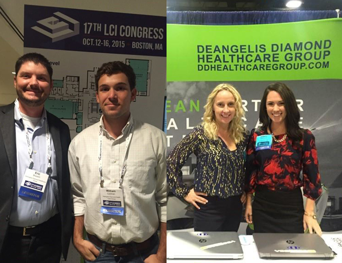 DeAngelis Diamond Healthcare Group Attends Lean Conference