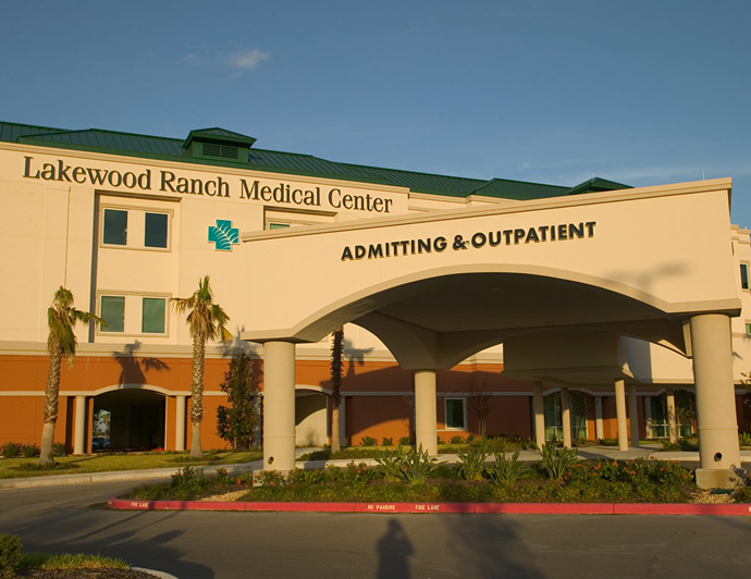 DeAngelis Diamond Awarded Lakewood Ranch Medical Center Project