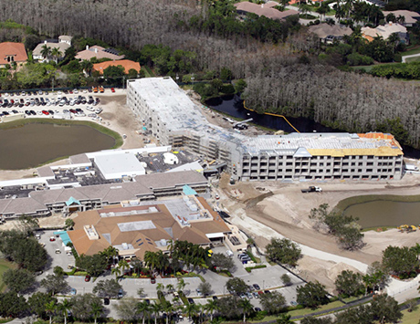 DeAngelis Diamond Construction starts off 2015 With New Senior Living Project