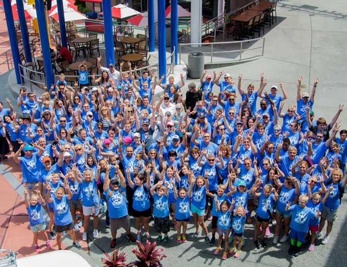 DeAngelis Diamond Celebrates 20 year Anniversary with Trip to Universal Studios