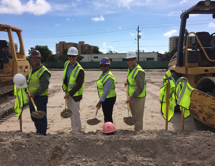 US Storage 125th Street Project Holds Groundbreaking