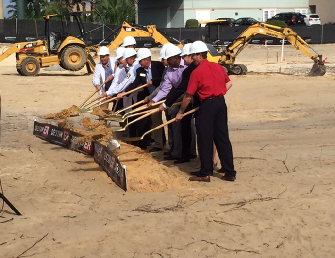 Free Standing Emergency Department in Destin, FL Breaks Ground