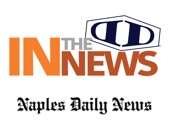 """DeAngelis Diamond Continues to Grow"" featured in Naples Daily News"