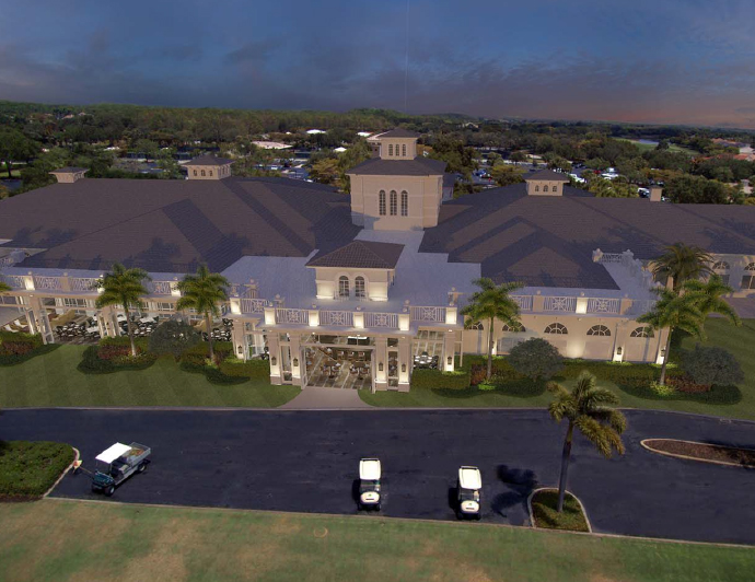 DeAngelis Diamond to Build $5.2 million Dining Venue at Shadow Wood Country Club in Estero, FL