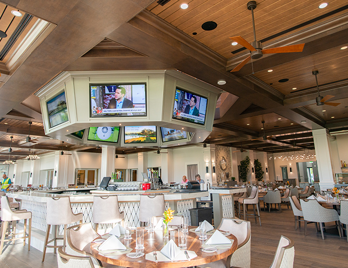 Shadow Wood Country Club Debuts New Dining Venue