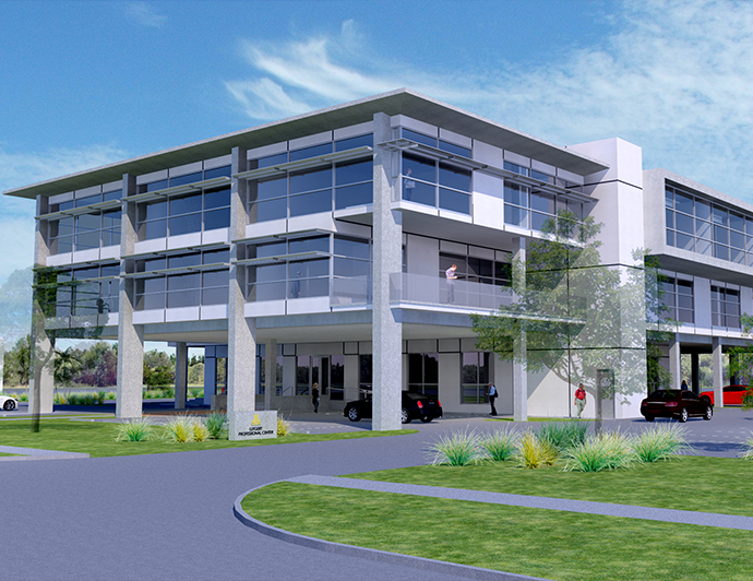 DeAngelis Diamond Breaks Ground on Lutgert Cos. Professional Building