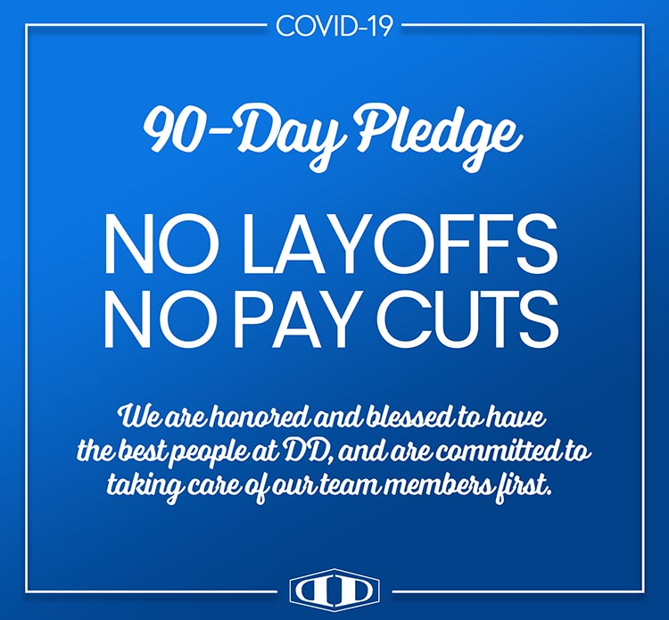 90-Day Pledge